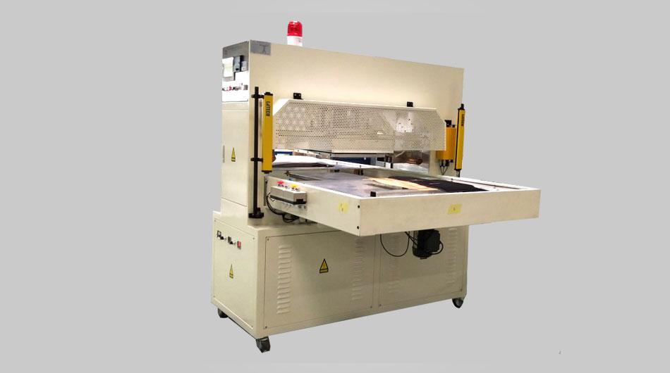 Máquina de estampado de logotipo de alfombra de 8KW