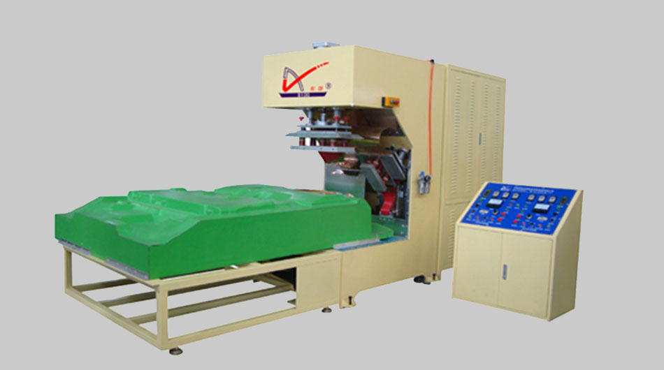 Máquina de estampado de alfombras principal